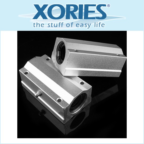 2pcs 8mm SC8LUU Linear Ball Slide Bearing Block CNC NEW