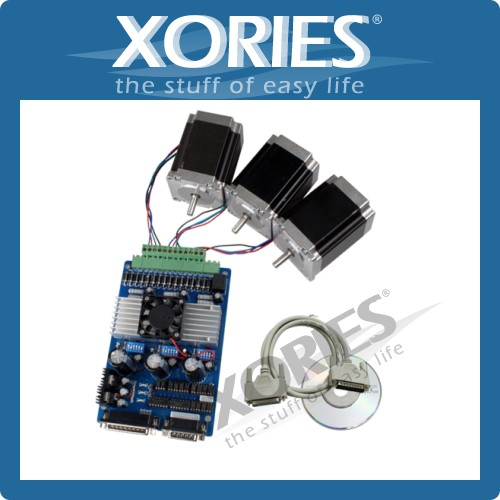 CNC Kit 3 Axis TB6560 Driver + 1.86 Nm Stepper Motor