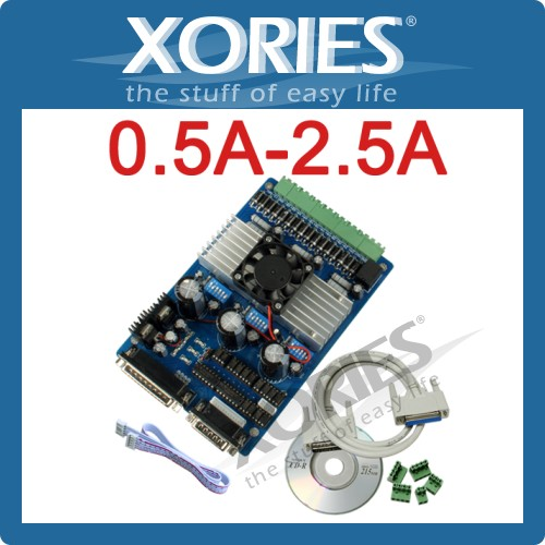 3 Axis CNC Stepper Motor Driver Board TB6560 0.5A-2.5A
